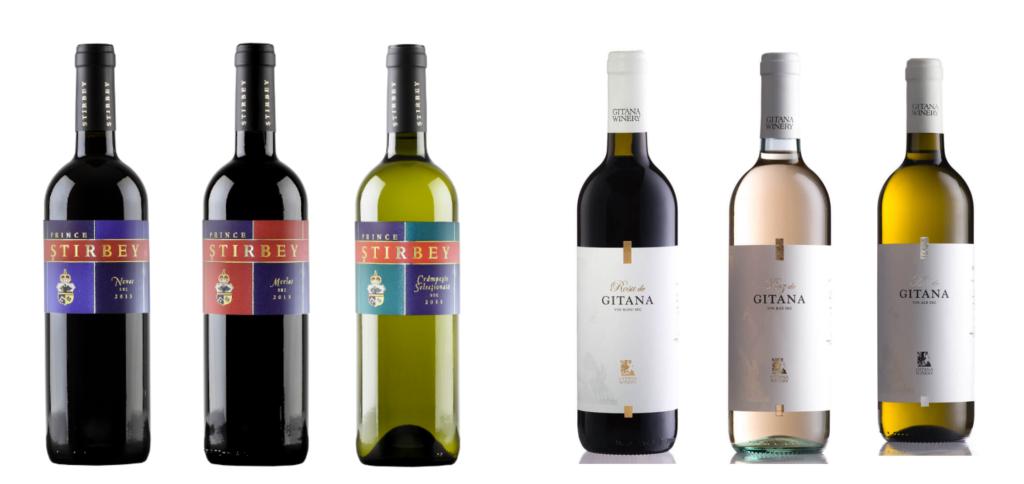 Părțile de bază ale etichetelor de vin